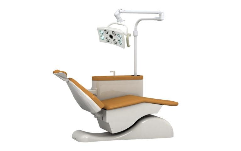 Stomatologické pracovní svítidlo Luvis by DentaSun C-500 S na křeslo