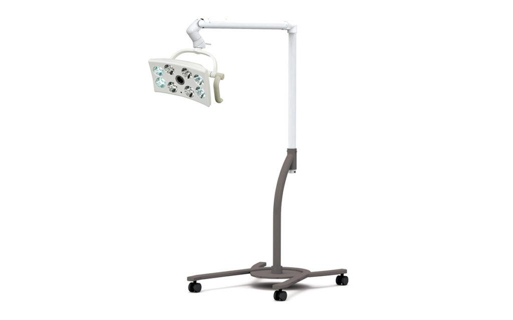 Stomatologické pracovní svítidlo Luvis by DentaSun C-500 M mobilní