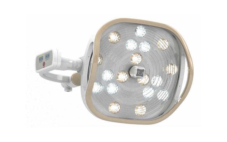 Operační svítidlo Luvis S-200 W dvojité