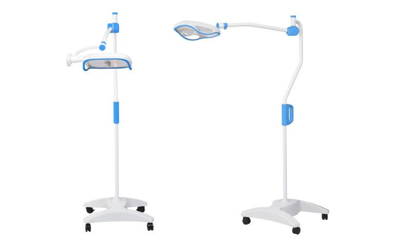 Operační svítidlo Luvis S-200 W mobilní