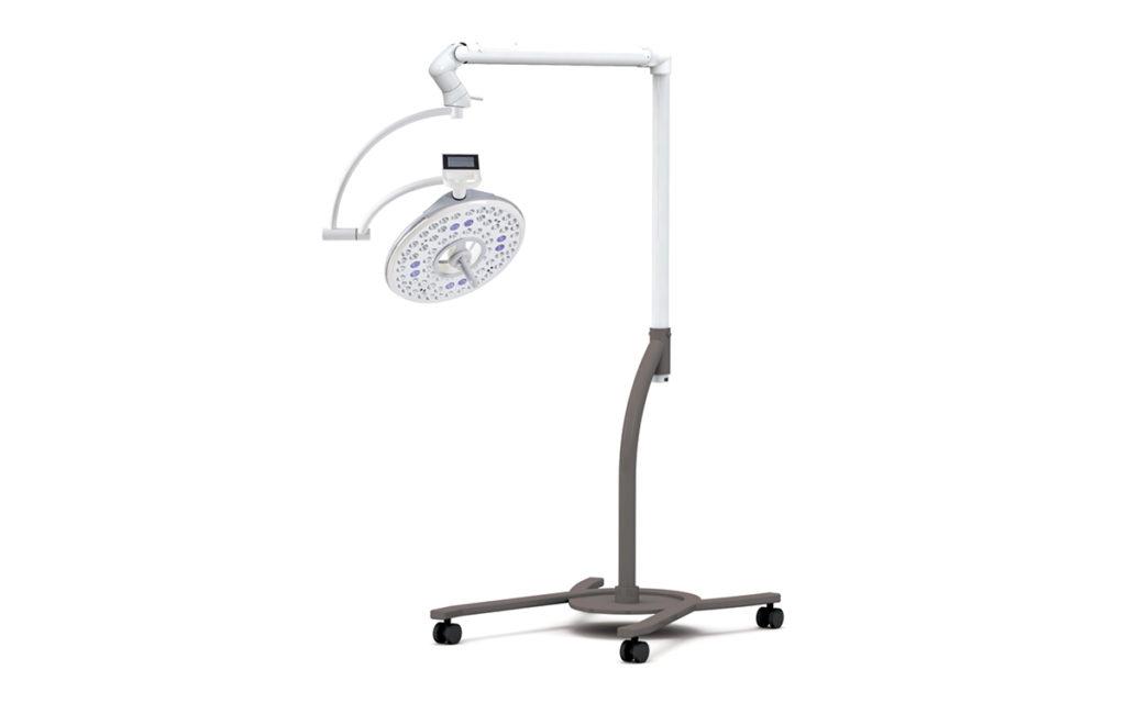 Operační svítidlo Luvis M-400 M mobilní